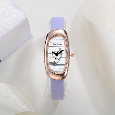 Fanteeda FD034 Women Unique Case Leather Band Quartz WatchWomens Watches<br>Fanteeda FD034 Women Unique Case Leather Band Quartz Watch<br><br>Band material: Leather<br>Band size: 21 x 1 CM<br>Case material: Alloy<br>Clasp type: Pin buckle<br>Dial size: 2 x 4 x 0.7 CM<br>Display type: Analog<br>Movement type: Quartz watch<br>Package Contents: 1 x Watch<br>Package size (L x W x H): 26.00 x 5.00 x 1.00 cm / 10.24 x 1.97 x 0.39 inches<br>Package weight: 0.0220 kg<br>Product size (L x W x H): 21.00 x 2.00 x 0.70 cm / 8.27 x 0.79 x 0.28 inches<br>Product weight: 0.0210 kg<br>Shape of the dial: Irregular<br>Watch mirror: Mineral glass<br>Watch style: Fashion, Business, Retro, Lovely, Wristband Style, Jewellery, Casual<br>Watches categories: Women,Female table<br>Water resistance: No
