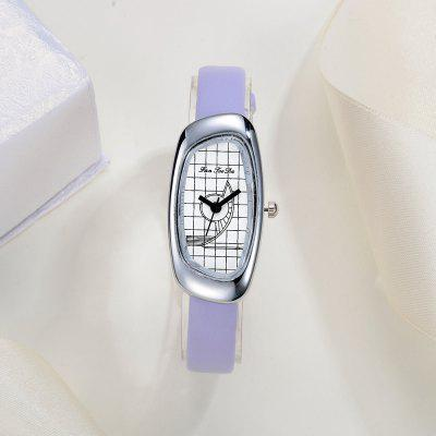 Fanteeda FD035 Women Unique Case Leather Band Quartz WatchWomens Watches<br>Fanteeda FD035 Women Unique Case Leather Band Quartz Watch<br><br>Band material: Leather<br>Band size: 21 x 1 CM<br>Case material: Alloy<br>Clasp type: Pin buckle<br>Dial size: 2 x 4 x 0.7 CM<br>Display type: Analog<br>Movement type: Quartz watch<br>Package Contents: 1 x Watch<br>Package size (L x W x H): 26.00 x 5.00 x 1.00 cm / 10.24 x 1.97 x 0.39 inches<br>Package weight: 0.0220 kg<br>Product size (L x W x H): 21.00 x 2.00 x 0.70 cm / 8.27 x 0.79 x 0.28 inches<br>Product weight: 0.0210 kg<br>Shape of the dial: Irregular<br>Watch mirror: Mineral glass<br>Watch style: Fashion, Business, Retro, Lovely, Wristband Style, Jewellery, Casual<br>Watches categories: Women,Female table<br>Water resistance: No