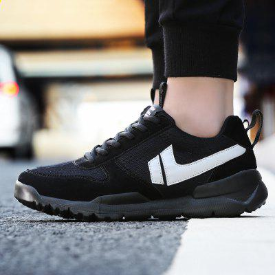 New Large Size Outdoor Sports ShoesAthletic Shoes<br>New Large Size Outdoor Sports Shoes<br><br>Available Size: 37-47<br>Closure Type: Lace-Up<br>Feature: Height Increasing<br>Gender: For Men<br>Outsole Material: Rubber<br>Package Contents: 1xshoes(pair)<br>Package Size(L x W x H): 33.00 x 20.00 x 12.00 cm / 12.99 x 7.87 x 4.72 inches<br>Package weight: 0.6000 kg<br>Pattern Type: Solid<br>Season: Spring/Fall<br>Upper Material: Cloth