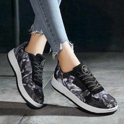 New Couple Smoking Uncle ShoesMen's Sneakers<br>New Couple Smoking Uncle Shoes<br><br>Available Size: 36-44<br>Closure Type: Lace-Up<br>Embellishment: Appliques<br>Gender: Unisex<br>Outsole Material: Rubber<br>Package Contents: 1xshoes(pair)<br>Pattern Type: Print<br>Season: Spring/Fall<br>Toe Shape: Round Toe<br>Toe Style: Closed Toe<br>Upper Material: Cloth<br>Weight: 1.5840kg