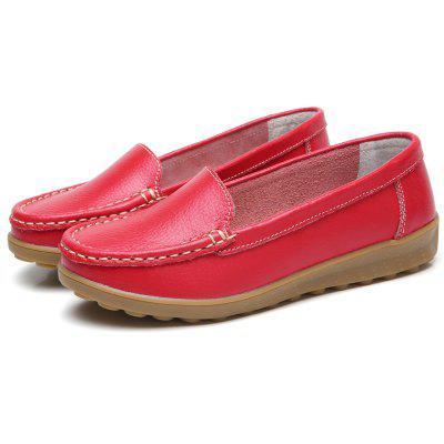 New Spring Comfortable Casual ShoesLoafers<br>New Spring Comfortable Casual Shoes<br><br>Available Size: 35-40<br>Closure Type: Slip-On<br>Embellishment: None<br>Gender: For Women<br>Outsole Material: Rubber<br>Package Contents: 1 x shoes (pair)<br>Pattern Type: Others<br>Season: Spring/Fall<br>Toe Shape: Pointed Toe<br>Toe Style: Closed Toe<br>Upper Material: PU<br>Weight: 1.1160kg