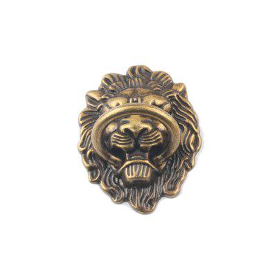 Lion Head 90 Degree Rotating Phone Finger Ring Stand HolderStands &amp; Holders<br>Lion Head 90 Degree Rotating Phone Finger Ring Stand Holder<br><br>Material: Metal<br>Package Contents: 1 x Holder<br>Package size (L x W x H): 12.00 x 6.00 x 1.00 cm / 4.72 x 2.36 x 0.39 inches<br>Package weight: 0.0250 kg