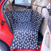 Waterproof Safety Carriers Dog  Seat Cover Pet Carrier Bag Foldable Mats Hammock Cushion - BLACK