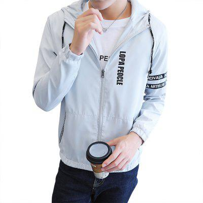 Autumn and Winter Jacket  Self-cultivation Personality Jacket