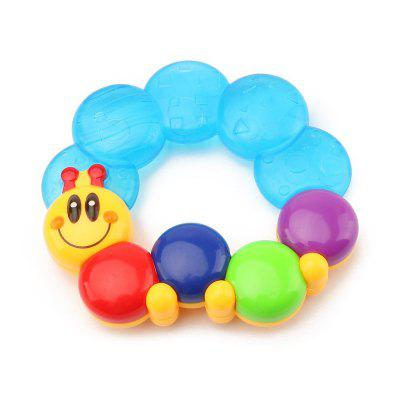 Water Filled Teether Rattle Toy