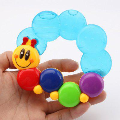 Water Filled Teether Rattle ToyClassic Toys<br>Water Filled Teether Rattle Toy<br><br>Appliable Crowd: Unisex, Beginner<br>Materials: ABS<br>Nature: Other<br>Package Contents: 1 x Rattle Teether<br>Package size: 10.50 x 1.50 x 10.00 cm / 4.13 x 0.59 x 3.94 inches<br>Package weight: 0.1100 kg<br>Product size: 19.50 x 14.20 x 0.20 cm / 7.68 x 5.59 x 0.08 inches<br>Product weight: 0.0900 kg