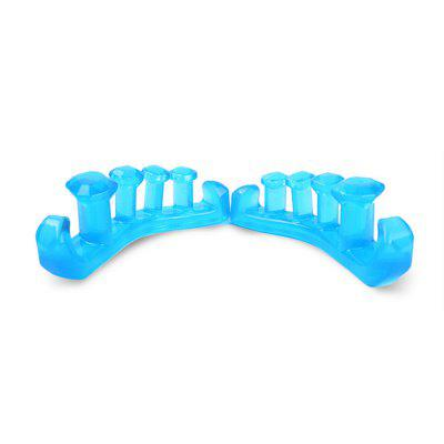 Yoga Toes Gel Stretcher Separator Instant Therapeutic Relief For Feet Fight Bunions HammerYoga Accessories<br>Yoga Toes Gel Stretcher Separator Instant Therapeutic Relief For Feet Fight Bunions Hammer<br><br>Application Position: Waist<br>Package Content: 2 ? Yoga Cloven Device<br>Package size: 26.00 x 10.00 x 5.00 cm / 10.24 x 3.94 x 1.97 inches<br>Package weight: 0.1000 kg<br>Product size: 13.00 x 4.50 x 2.20 cm / 5.12 x 1.77 x 0.87 inches<br>Product weight: 0.0910 kg