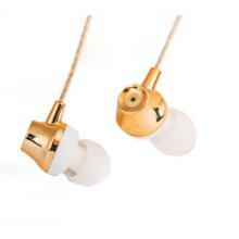 Subwoofer Headphones Stereo In-Ear Phone Computer General for Apple Android Universal D7 Headset 3.5 Pin Compatible