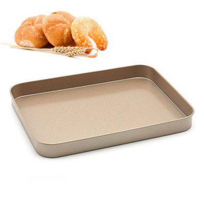 Nonstick Bakeware Rectangular Cake Baking Roasting Pan Tray