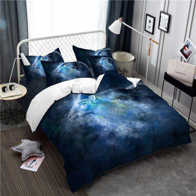 Moonlight Star Capricorn Series Three or Four Pieces Bedding Set AS20