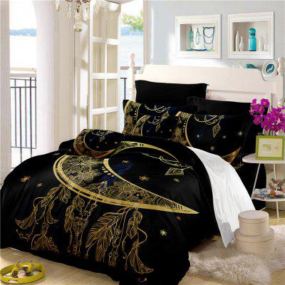 The Universe Series Pendant Three Piece Bedding and Four Sets of AS22
