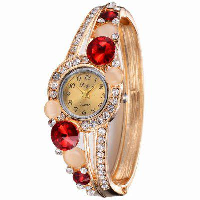 Lvpai P043 Women Unique Bangle Quartz Watches