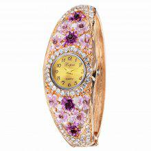 Lvpai P046 Women Unique Flowers Watch coupons