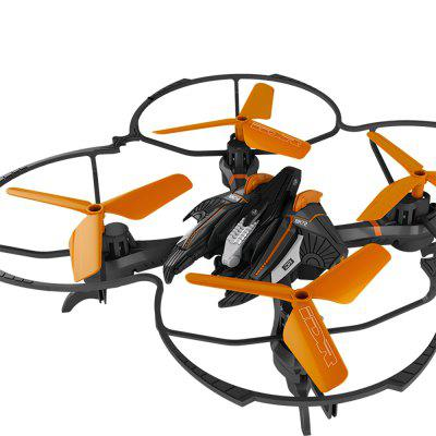 Attop IDR903C  RC Drone with Headless Mode / 6-axis Gyroscope /  360 Degree FlipRC Quadcopters<br>Attop IDR903C  RC Drone with Headless Mode / 6-axis Gyroscope /  360 Degree Flip<br><br>Battery: 3.7V / 300mAH<br>Built-in Gyro: 6 Axis Gyro<br>Channel: 4-Channels<br>Charging Time.: 50 minutes<br>Compatible with Additional Gimbal: No<br>Detailed Control Distance: About 100m<br>Features: Camera<br>Flying Time: 6-8mins<br>Functions: Up/down, Turn left/right, Trim, Sideward flight, Headless Mode, Forward/backward, 3D rollover, Course Lock, Camera<br>Level: Beginner Level<br>Mode: Mode 2 (Left Hand Throttle)<br>Model Power: Built-in rechargeable battery<br>Package Contents: 1 x Aircraft ( Battery Included ) ; 1 x Remote Control; 1 x USB data cable; 1 x Connector; 1 x Tail leaves; 1 x screwdriver; 1 x  English Instruction book.<br>Package size (L x W x H): 40.00 x 6.00 x 24.00 cm / 15.75 x 2.36 x 9.45 inches<br>Package weight: 0.7100 kg<br>Product size (L x W x H): 20.00 x 20.00 x 5.00 cm / 7.87 x 7.87 x 1.97 inches<br>Product weight: 0.0665 kg<br>Radio Mode: Mode 2 (Left-hand Throttle)<br>Remote Control: Radio Control<br>Transmitter Power: 3 x 1.5V AA battery(not included)<br>Type: Quadcopter