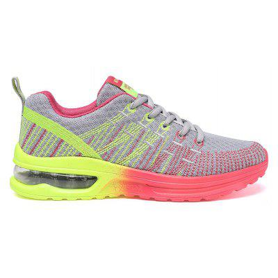 New Fly Weaving Leisure Sports Running Shoes