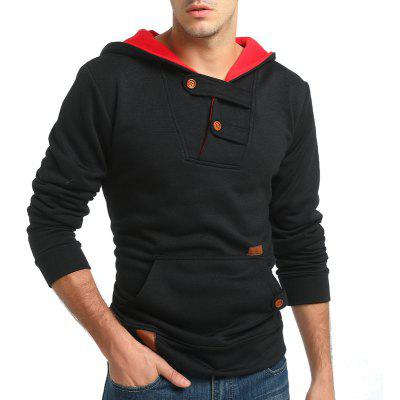 New Men Fashion Leisure Large HoodieMens Hoodies &amp; Sweatshirts<br>New Men Fashion Leisure Large Hoodie<br><br>Material: Polyester<br>Package Contents: 1x Hoodie<br>Shirt Length: Regular<br>Sleeve Length: Full<br>Style: Fashion<br>Weight: 0.4200kg