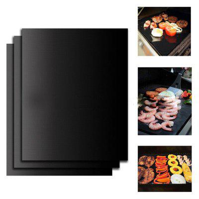 BBQ Ultra-high Temperature Resistance Teflon Non-stick Barbecue Mat
