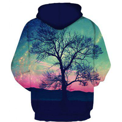 Beautiful Landscape 3D Digital Printing HoodieMens Hoodies &amp; Sweatshirts<br>Beautiful Landscape 3D Digital Printing Hoodie<br><br>Fabric Type: Broadcloth<br>Material: Cotton<br>Package Contents: 1 x Hoodie<br>Shirt Length: Regular<br>Sleeve Length: Full<br>Style: Fashion<br>Weight: 0.3900kg