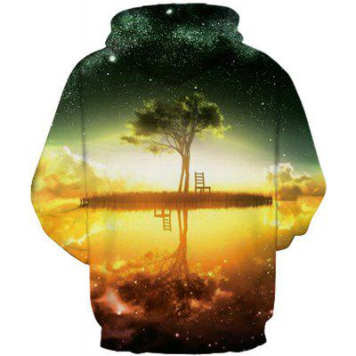 Star Tree 3D Digital Printed HoodieMens Hoodies &amp; Sweatshirts<br>Star Tree 3D Digital Printed Hoodie<br><br>Fabric Type: Broadcloth<br>Material: Cotton<br>Package Contents: 1 x Hoodie<br>Shirt Length: Regular<br>Sleeve Length: Full<br>Style: Fashion<br>Weight: 0.4300kg