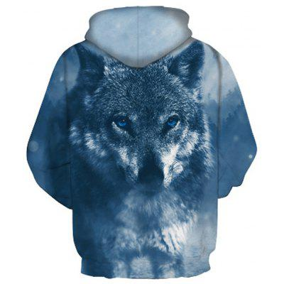 3D Wolf Digital Printing HoodieMens Hoodies &amp; Sweatshirts<br>3D Wolf Digital Printing Hoodie<br><br>Material: Cotton<br>Package Contents: 1 x Hoodie<br>Shirt Length: Regular<br>Sleeve Length: Full<br>Style: Fashion<br>Weight: 0.3900kg