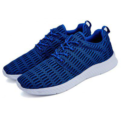 New Sports Casual Couple Mesh Leisure Running ShoesMen's Sneakers<br>New Sports Casual Couple Mesh Leisure Running Shoes<br><br>Available Size: 36-46<br>Closure Type: Lace-Up<br>Feature: Breathable<br>Gender: Unisex<br>Outsole Material: Rubber<br>Package Contents: 1 x Shoes(pair)<br>Package Size(L x W x H): 32.00 x 22.00 x 13.00 cm / 12.6 x 8.66 x 5.12 inches<br>Package weight: 0.4000 kg<br>Pattern Type: Plaid<br>Season: Spring/Fall<br>Shoe Width: Medium(B/M)<br>Upper Material: Canvas