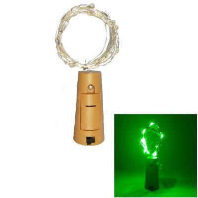 Creative Wine Bottle Lights LED String Light 2m for Wedding