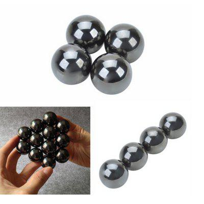 Magnetic Barker Ball New Year Holiday Gift Reducing Toys 4PCSNovelty Toys<br>Magnetic Barker Ball New Year Holiday Gift Reducing Toys 4PCS<br><br>Features: Creative Toy<br>Materials: Magnet<br>Package Contents: 4 x Barker Ball<br>Package size: 14.00 x 7.00 x 1.00 cm / 5.51 x 2.76 x 0.39 inches<br>Package weight: 0.0350 kg<br>Product size: 1.00 x 1.00 x 1.00 cm / 0.39 x 0.39 x 0.39 inches<br>Product weight: 0.0320 kg<br>Series: Fashion,Entertainment<br>Theme: Classic Theme