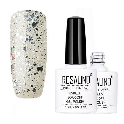 ROSALIND Gelish Series of New Self Selected Color Pegamento para uñas de uñas 10ML