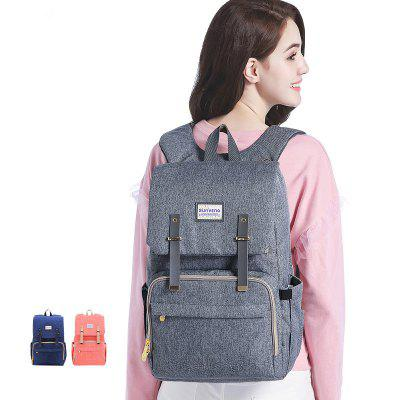 SUNVENO New Fashion Diaper  Backpack Large Capacity   Nappy Bag for Baby Carematernity bags<br>SUNVENO New Fashion Diaper  Backpack Large Capacity   Nappy Bag for Baby Care<br><br>Closure Type: Zipper<br>Feature: Waterproof<br>Gender: Unisex<br>Material: Rayon / Nylon<br>Package Contents: 1 x Backpack<br>Package size (L x W x H): 42.00 x 16.00 x 28.00 cm / 16.54 x 6.3 x 11.02 inches<br>Package weight: 1.1000 kg<br>Season: All seasons