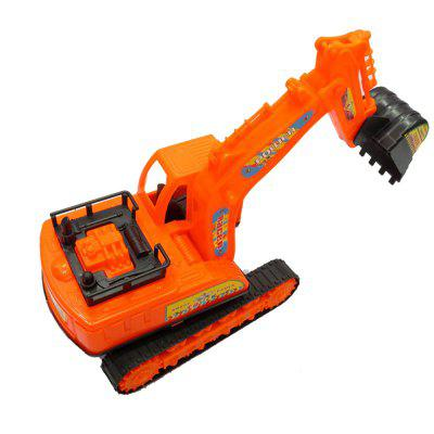 Large Construction Truck Toy Excavator