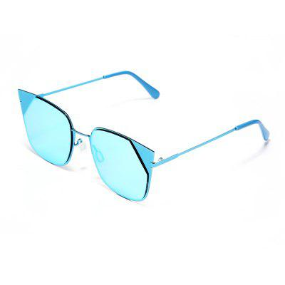 Novo Anti-UV Polarized Light Color Óculos de sol Driver Male Fashion