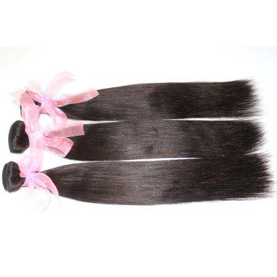 Silky Straight Natural Color 100 Percent Peruvian Virgin Hair Weave 4pcsHair Weaves<br>Silky Straight Natural Color 100 Percent Peruvian Virgin Hair Weave 4pcs<br><br>Can Be Permed: Yes<br>Chemical Processing: None<br>Color: Natural Black<br>Color Type: Pure Color<br>Hair Grade: 6A+ 100% Unprocessed Virgin Hair<br>Hair Quality: Virgin Hair<br>Hair Weft: Machine Double Weft<br>Material: Human Hair<br>Package Contents(pcs): 4 x Hair Weave<br>Package size (L x W x H): 20.00 x 10.00 x 5.00 cm / 7.87 x 3.94 x 1.97 inches<br>Package weight: 0.4500 kg<br>Source: Peruvian Hair<br>Style: Straight<br>Type: Human Hair Weaves