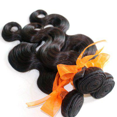 Body Wave 100 Percent Natural Color Indian Human Hair Weave 4pcsHair Weaves<br>Body Wave 100 Percent Natural Color Indian Human Hair Weave 4pcs<br><br>Can Be Permed: Yes<br>Chemical Processing: None<br>Color: Natural Black<br>Color Type: Pure Color<br>Hair Grade: 6A+ 100% Unprocessed Virgin Hair<br>Hair Quality: Virgin Hair<br>Hair Weft: Machine Double Weft<br>Material: Human Hair<br>Package Contents(pcs): 4 X Hair Weave<br>Package size (L x W x H): 20.00 x 10.00 x 5.00 cm / 7.87 x 3.94 x 1.97 inches<br>Package weight: 0.4500 kg<br>Source: Indian Hair<br>Style: Body Wave<br>Type: Human Hair Weaves
