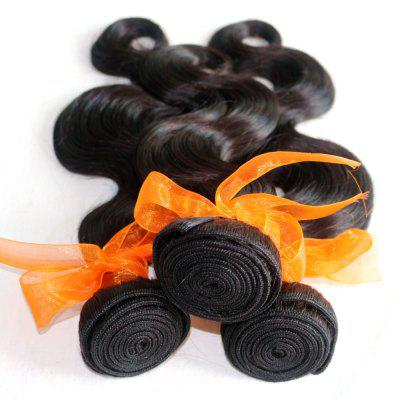 Body Wave 100 Percent Natural Color Indian Virgin Hair Weave 2pcsHair Weaves<br>Body Wave 100 Percent Natural Color Indian Virgin Hair Weave 2pcs<br><br>Can Be Permed: Yes<br>Chemical Processing: None<br>Color: Natural Black<br>Color Type: Pure Color<br>Hair Grade: 6A+ 100% Unprocessed Virgin Hair<br>Hair Quality: Virgin Hair<br>Hair Weft: Machine Double Weft<br>Material: Human Hair<br>Package Contents(pcs): 2 x Hair Weave<br>Package size (L x W x H): 20.00 x 10.00 x 5.00 cm / 7.87 x 3.94 x 1.97 inches<br>Package weight: 0.2400 kg<br>Source: Indian Hair<br>Style: Body Wave<br>Type: Human Hair Weaves