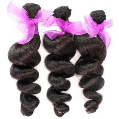 Loose Wave Natural Color Peruvian Human Virgin Hair Weave 2pcsHair Weaves<br>Loose Wave Natural Color Peruvian Human Virgin Hair Weave 2pcs<br><br>Can Be Permed: Yes<br>Chemical Processing: None<br>Color: Natural Black<br>Color Type: Pure Color<br>Hair Grade: 6A+ 100% Unprocessed Virgin Hair<br>Hair Quality: Virgin Hair<br>Hair Weft: Machine Double Weft<br>Material: Human Hair<br>Package Contents(pcs): 2 x Hair Weave<br>Package size (L x W x H): 20.00 x 10.00 x 5.00 cm / 7.87 x 3.94 x 1.97 inches<br>Package weight: 0.2400 kg<br>Source: Peruvian Hair<br>Style: Funmi Curly<br>Type: Human Hair Weaves