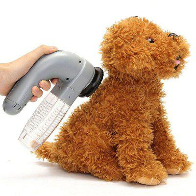 Pet Vacuum Cleaner Electric Pet Cat Dog Hair Fur Remover Animal Grooming Brush Trimmer Comb 256542801
