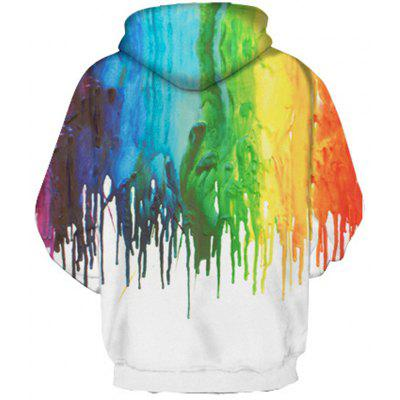 Paint Digital Printing HoodieMens Hoodies &amp; Sweatshirts<br>Paint Digital Printing Hoodie<br><br>Fabric Type: Broadcloth<br>Material: Cotton<br>Package Contents: 1 x Hoodie<br>Shirt Length: Regular<br>Sleeve Length: Full<br>Style: Fashion<br>Weight: 0.4800kg