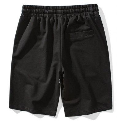 Mens Summer Sports ShortsMens Pants<br>Mens Summer Sports Shorts<br><br>Closure Type: Elastic Waist<br>Elasticity: Elastic<br>Fabric Type: Broadcloth<br>Fit Type: Straight<br>Front Style: Flat<br>Length: Capri<br>Material: Cotton<br>Package Contents: 1 x Shorts<br>Package size (L x W x H): 1.00 x 1.00 x 1.00 cm / 0.39 x 0.39 x 0.39 inches<br>Package weight: 0.5000 kg<br>Pant Style: Straight<br>Pattern Type: Solid<br>Style: Casual<br>Waist Type: Mid