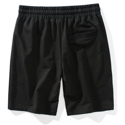 Mens Sport and Leisure ShortsMens Pants<br>Mens Sport and Leisure Shorts<br><br>Closure Type: Elastic Waist<br>Elasticity: Elastic<br>Fabric Type: Broadcloth<br>Fit Type: Straight<br>Front Style: Flat<br>Length: Capri<br>Material: Cotton<br>Package Contents: 1 x Shorts<br>Package size (L x W x H): 1.00 x 1.00 x 1.00 cm / 0.39 x 0.39 x 0.39 inches<br>Package weight: 0.5000 kg<br>Pant Style: Straight<br>Pattern Type: Solid<br>Style: Casual<br>Waist Type: Mid