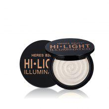 HERES B2UTY Face Highlight Matte Bronze Trimming Powder Illuminated Soft Mineral Long Lasting 4 Colors