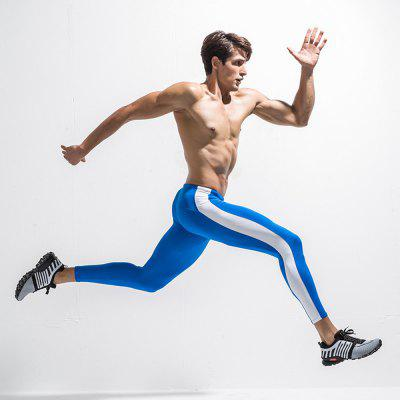Mens Fast-Drying Fitness PantsSports Clothing<br>Mens Fast-Drying Fitness Pants<br><br>Material: Polyester, Nylon<br>Package Contents: 1 x Pants<br>Pattern Type: Patchwork<br>Weight: 0.1800kg