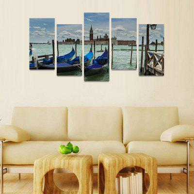 MailingArt FIV023 5 Panels Seascape Wall Art Painting Home Decor Canvas PrintPrints<br>MailingArt FIV023 5 Panels Seascape Wall Art Painting Home Decor Canvas Print<br><br>Craft: Print<br>Form: Five Panels<br>Material: Canvas<br>Package Contents: 5 x Print<br>Package size (L x W x H): 82.00 x 32.00 x 12.00 cm / 32.28 x 12.6 x 4.72 inches<br>Package weight: 1.8000 kg<br>Painting: Include Inner Frame<br>Shape: Horizontal Panoramic<br>Style: Natural<br>Subjects: Seascape<br>Suitable Space: Boys Room,Cafes,Corridor,Dining Room,Girls Room,Hotel,Kids Room,Kitchen,Living Room,Office,Study Room / Office