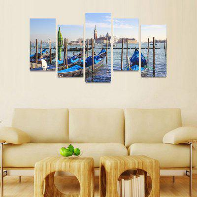 MailingArt FIV027 5 Panels Seascape Wall Art Painting Home Decor Canvas PrintPrints<br>MailingArt FIV027 5 Panels Seascape Wall Art Painting Home Decor Canvas Print<br><br>Craft: Print<br>Form: Five Panels<br>Material: Canvas<br>Package Contents: 5 x Print<br>Package size (L x W x H): 82.00 x 32.00 x 12.00 cm / 32.28 x 12.6 x 4.72 inches<br>Package weight: 1.8000 kg<br>Painting: Include Inner Frame<br>Shape: Horizontal Panoramic<br>Style: Natural<br>Subjects: Seascape<br>Suitable Space: Boys Room,Cafes,Corridor,Dining Room,Girls Room,Hotel,Kids Room,Kitchen,Living Room,Office,Study Room / Office