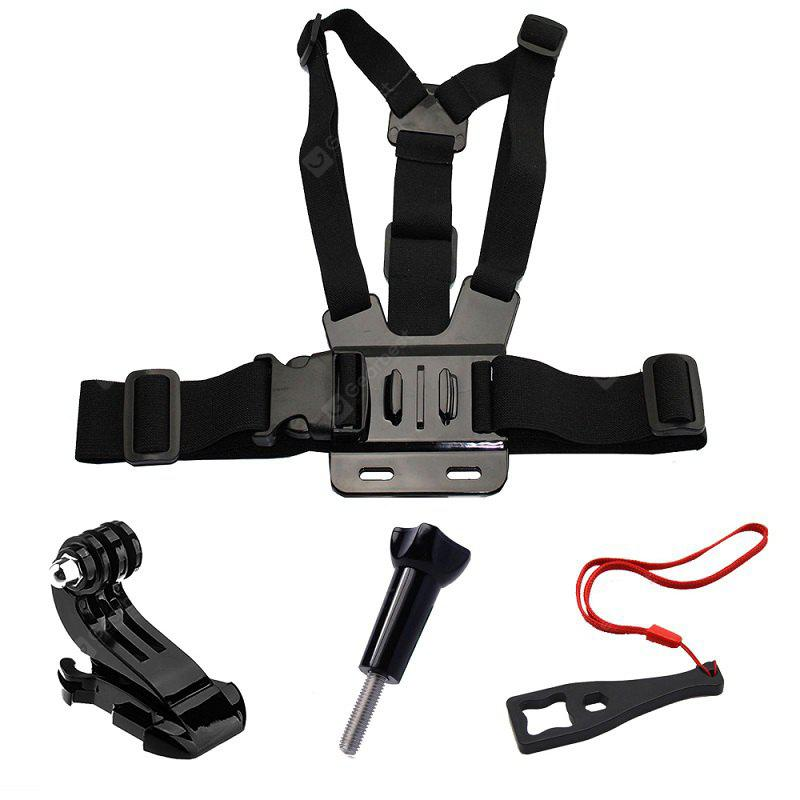 Action Camera Accessories Chest Mount Harness Suits Kit For GoPro Hero 6/5S/5/4/3+/3/2/1