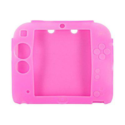 Cover Case for Nintendo 2DS Protective Soft Silicone Rubber Gel Skin