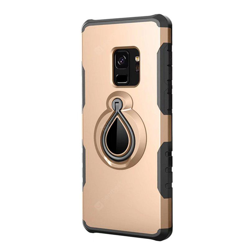 Cover Case for Samsung Galaxy S9 Holder Car Mount Ring Grip 360 Rotatable Alloy Finger