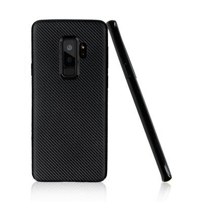 Cover Case for Samsung Galaxy S9 Plus Soft Carbon Fiber Luxury TPUSamsung S Series<br>Cover Case for Samsung Galaxy S9 Plus Soft Carbon Fiber Luxury TPU<br><br>Features: Back Cover, Button Protector, Anti-knock<br>Material: TPU<br>Package Contents: 1 x Phone Case<br>Package size (L x W x H): 20.00 x 10.00 x 1.50 cm / 7.87 x 3.94 x 0.59 inches<br>Package weight: 0.0300 kg<br>Product weight: 0.0250 kg<br>Style: Solid Color, Fashion, Cool, Silk Texture