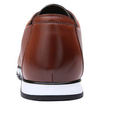 Men Special Genuine Leather Casual Business ShoesMen's Oxford<br>Men Special Genuine Leather Casual Business Shoes<br><br>Available Size: 39-44<br>Closure Type: Lace-Up<br>Embellishment: Ruched<br>Gender: For Men<br>Occasion: Formal<br>Outsole Material: Rubber<br>Package Contents: 1xShoes(pair)<br>Pattern Type: Solid<br>Season: Spring/Fall<br>Toe Shape: Pointed Toe<br>Toe Style: Closed Toe<br>Upper Material: Full Grain Leather<br>Weight: 1.2000kg