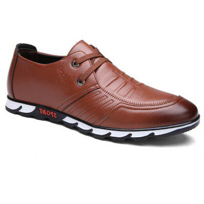 Men Special Genuine Leather Casual Business Shoes