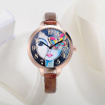 Fanteeda FD041 women Unique Dial Pu Band Wrist Quartz WatchWomens Watches<br>Fanteeda FD041 women Unique Dial Pu Band Wrist Quartz Watch<br><br>Band material: PU<br>Band size: 22 x 1 CM<br>Case material: Alloy<br>Clasp type: Pin buckle<br>Dial size: 3.7 x 3.7 x 08 CM<br>Display type: Analog<br>Movement type: Quartz watch<br>Package Contents: 1 x Watch<br>Package size (L x W x H): 26.00 x 5.00 x 1.00 cm / 10.24 x 1.97 x 0.39 inches<br>Package weight: 0.0300 kg<br>Product size (L x W x H): 22.00 x 3.70 x 0.80 cm / 8.66 x 1.46 x 0.31 inches<br>Product weight: 0.0290 kg<br>Shape of the dial: Round<br>Watch mirror: Mineral glass<br>Watch style: Fashion, Business, Retro, Lovely, Wristband Style, Jewellery, Casual<br>Watches categories: Women,Female table<br>Water resistance: No